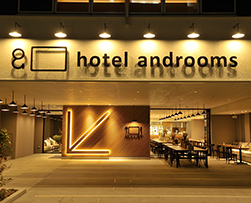 Hotel Androoms