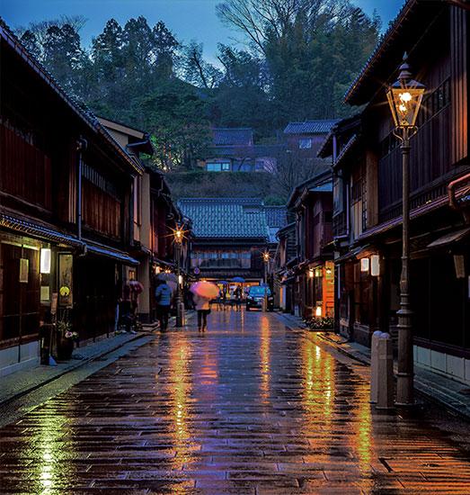 「金沢の雨」まで、旅の魅力に。