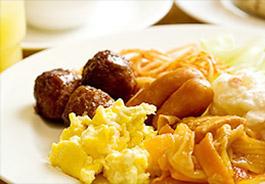 なごや名物的な朝食バイキング付プラン☆JR名古屋駅新幹線口から徒歩4分