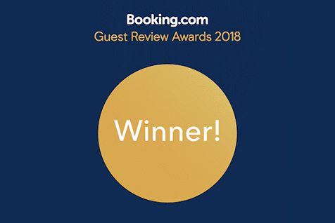 Booking.com『Guest Review Awards 2018』