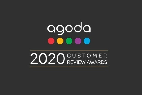 Agoda's 2020 Customer Review Award