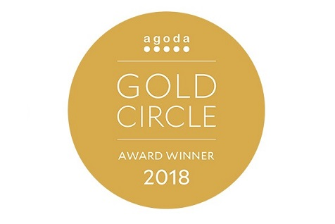 Agoda 2018 Gold Circle Award