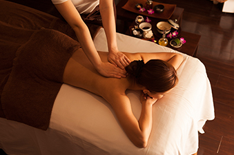 Superb spa treatment that treats all five senses